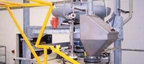 Conception et création d'une usine de production chimique